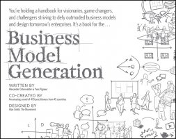 Cover image of Business Model Generation book