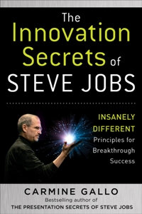 The Innovation Secrets of Steve Jobs book