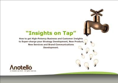 Anatello Free Business Insights White Paper